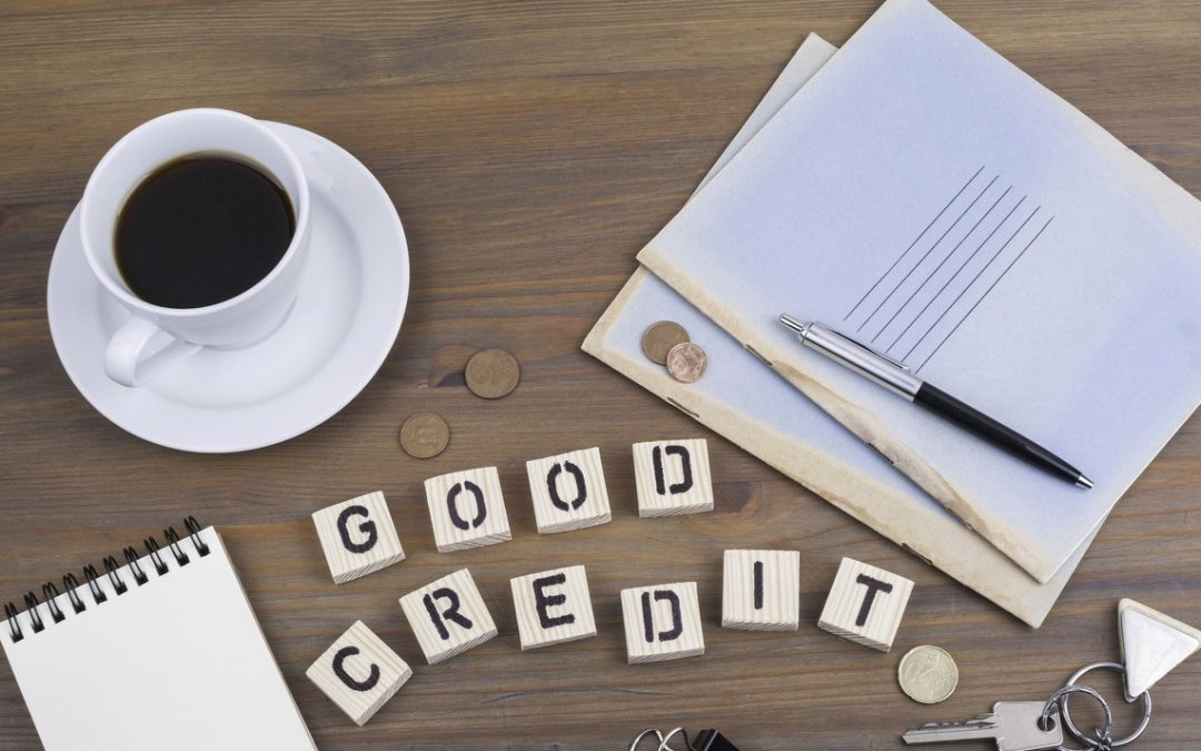 How to build your credit score back up