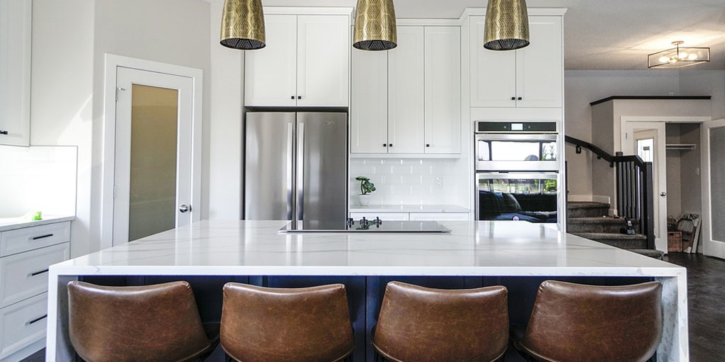 Between a rock and a hard spot: solid surface countertops that aren't granite